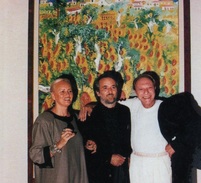 Athos Faccincani, Luciano Beretta 1988