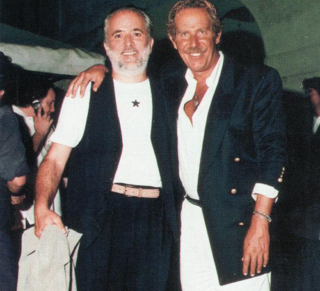 Athos Faccincani e Alberto Castagna 1994