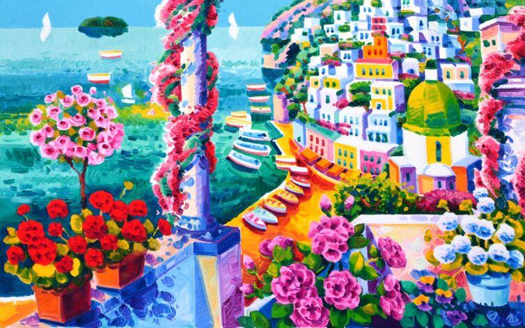 L'albero delle rose ed un racconto di gioia